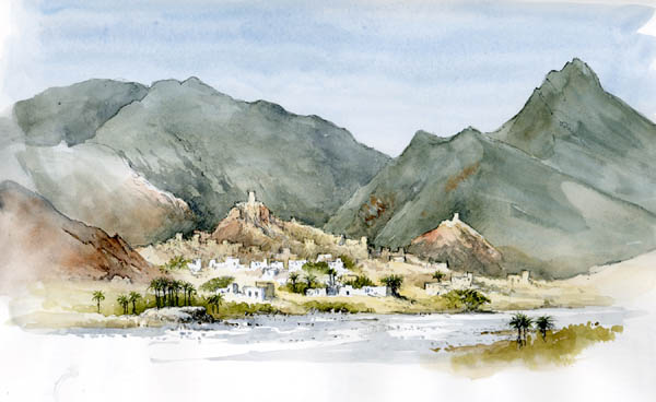 Wadi Fanji