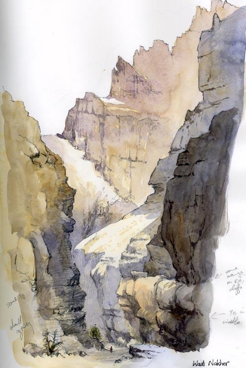 Wadi Nakker