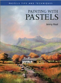 Painting with Pastels book